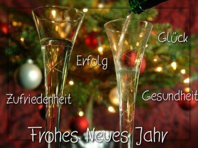 Guten Rutsch & Frohes Neues Jahr - Schachcomputer.info Community