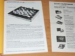 eine Preisliste von 1981: rechts unten mit dem Boris Handroid, der für etwa 4000.- Märker angeboten wurde.