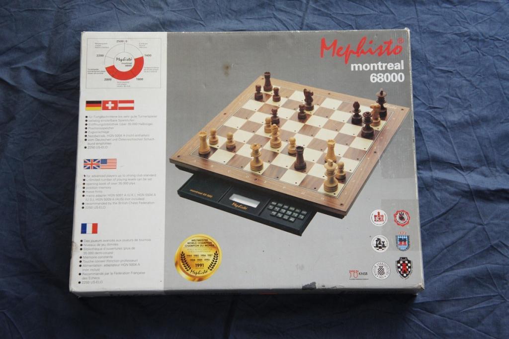 Mephisto Montreal 68000