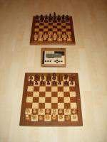 der TASC R30 mit beiden Schachbrettern SB 20 + SB 30