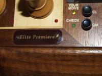 Elite Premiere Typenschild