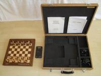 Sapphire I + Uinversal Chess Board + Spezial Phoenix Koffer