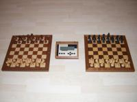 2. Der TASC R30 mit Figurenerkennung und dem SB 20 (1 LED pro Feld) + dem SB 30 (4 LED's pro Feld)
