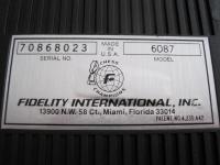 Fidelity Silver Bullet