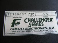 Fidelity Super 9