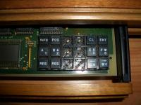 Almeria Turniermaschine   was soll man bei der Tastatur sagen ? TM eben !