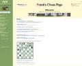 www.amateurschach.de, Frank's Chess Page (FCP)